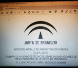 TEMARIO AGENTE MEDIO AMBIENTE ANDALUCÍA - foto