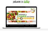 Programa para comer de forma saludable - foto