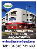 Traducciones Juradas, Legalizaciones - foto
