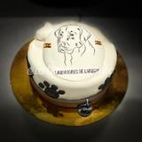 Tarta canina - foto