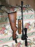 Cambio rifle monotiro 30,06 por jaleo te - foto
