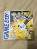 Pokémon Edición Amarilla para Gameboy - foto