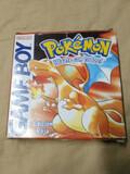 Pokémon Edición Roja para Gameboy Color - foto