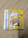 Pokémon Pinball para Gameboy Color - foto