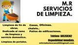 Servicio Limpieza M.R - foto