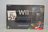 Wii NEGRA (NUNCA PIRATEADA).  - foto