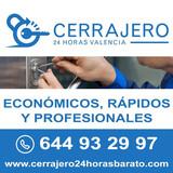 CERRAJERO VALENCIA 24 HORAS BARATO - foto
