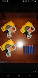 Pistolas Nerf N-Strike Enlist Enforce - foto