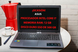 ORDENADOR PORTÁTIL ASUS I7