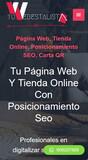 PAGINA WEB O TIENDA ONLINE - foto