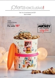 TUPPERWARE BOTES DE MICKEY - foto