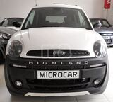 MICROCAR - MGO HIGHLAND X DCI AIRE - foto
