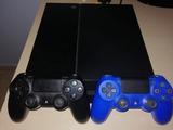 consola Ps4 500gb edition y Mando Ps4 - foto