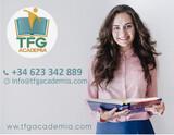 CORREGIMOS TU TFG,  TFM O TESIS - foto