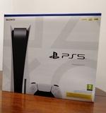 PlayStation 5 Lector Disco y 2 mandos - foto