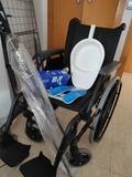 silla de ruedas - foto