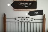 CABECERO DE CAMA 1. 50 - foto