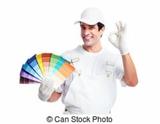 Pintor autÓnomo profesional econÓmico - foto