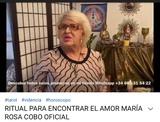 vidente María Rosa Cobo - foto