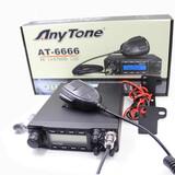 Anytone at 6666 plus Semi-Nuevo Solo con - foto
