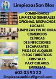 LIMPIEZAS Y SERVICIOS - foto