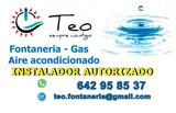 Instalador autorizado gas - foto