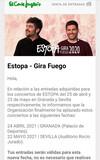Vendo 2 entradas concierto Estopa Sevill - foto