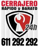 CERRAJERO SEVILLA BARATO ECONOMICO 24H. - foto