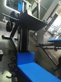 máquinas de gimnasio - foto