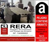RETIRADA DE MATERIALES CON URALITA - foto
