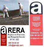 retirar tejados de naves con uralita  - foto
