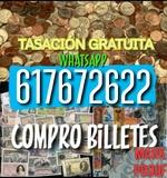 Papel moneda, compro billetes de España  - foto