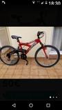 """vendo bicicleta de cadete rueda de 24\"""" - foto"""