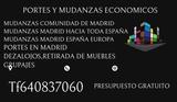 Portes y Mudanzas España  y Europa - foto