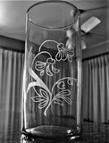 Souvenirs grabados sobre cristal - foto