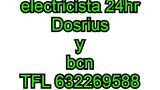 ELECTRICISTA EN DOSRIUS 24HR - foto