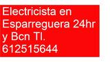ELECTRICISTA EN ESPARREGUERA 24HRS - foto