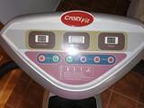 Plataforma Vibratoria Crazy Fit - foto