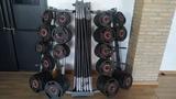 kits barras tonificación bodypump - foto