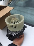 Caja ventilador habitáculo. - foto