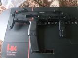 MP7 vfc gbb - foto
