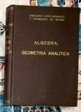 ÁLGEBRA,  GEOMETRÍA ANALÍTICA - foto
