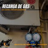 Carga de gas para aire acondicionado - foto