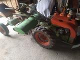 SE VENDE MOTOCULTOR AGRIA - foto