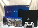 PS4 Pro 1TB con 5 juegos - foto