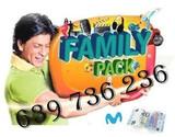PAQUETE FAMILY CCAM PARA TU TV - foto