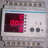 Multi medidor multimetro Hager SM001 - foto