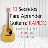CURSO ONLINE- APRENDER GUITARRA RAPIDO - foto