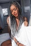 african braids - foto