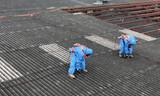 Eliminar fibrocemento con amianto Huelva - foto
